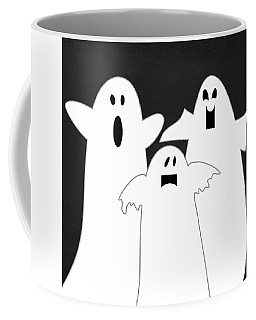 Three Ghosts Coffee Mug