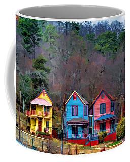 Three Houses Hot Springs Ar Coffee Mug
