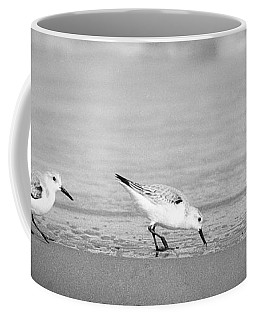 Coffee Mug featuring the photograph Three Hungry Little Guys by T Brian Jones