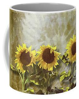 Three In The Sun Coffee Mug
