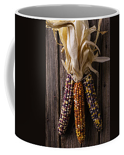 Three Indian Corn Coffee Mug