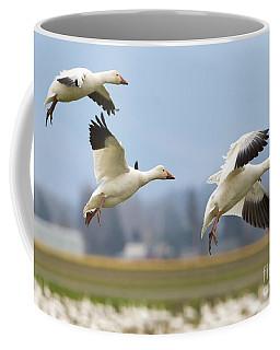 Three Landing Coffee Mug