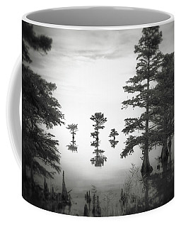 Coffee Mug featuring the photograph Three Little Brothers by Eduard Moldoveanu