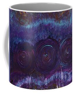 Three Mandalas Coffee Mug