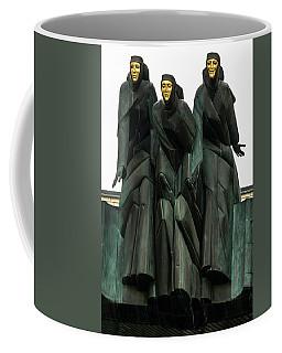 Three Muses Coffee Mug