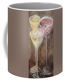 Three Night Out Coffee Mug
