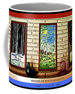 Three Of Four Seasons Coffee Mug