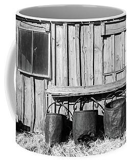 Three Old Buckets Coffee Mug
