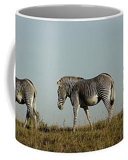 Three On The Horizon Coffee Mug