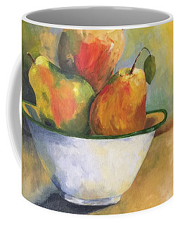 Pearing Up Coffee Mug