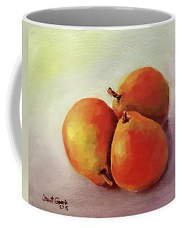 Three Pears Coffee Mug