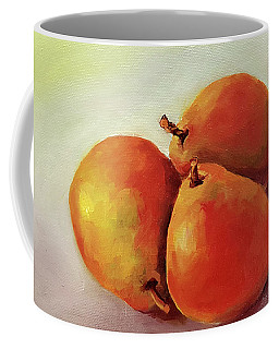 Three Pears Coffee Mug