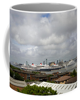 Three Queens Salute Coffee Mug