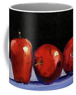 Three Reds Coffee Mug