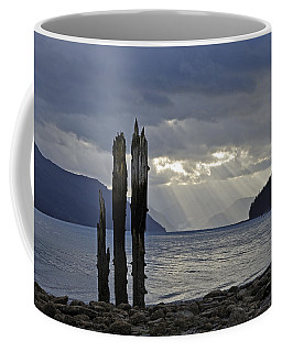 Three Remain Coffee Mug by Cathy Mahnke