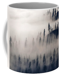 Three Ridges Fog Coffee Mug