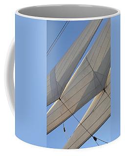 Three Sails Coffee Mug