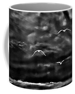 Three Seagulls Coffee Mug