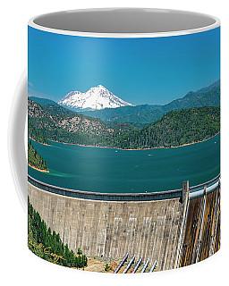 Three Shastas Coffee Mug
