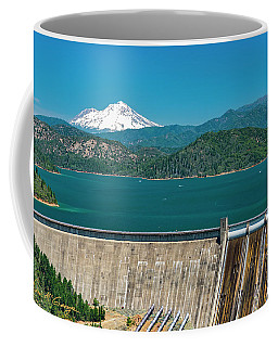 Three Shastas Coffee Mug