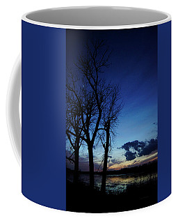 Coffee Mug featuring the photograph Three Sisters by Cricket Hackmann