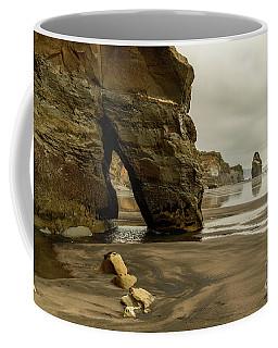 Three Sisters Coffee Mug by Werner Padarin