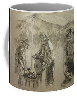Three Smiths Coffee Mug