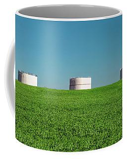 Three Storage Bins Coffee Mug