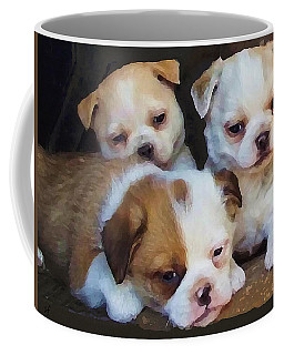 Three Sweeties Coffee Mug
