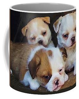 Three Sweeties Coffee Mug