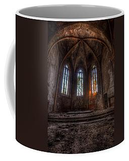 Three Tall Arches Coffee Mug by Nathan Wright