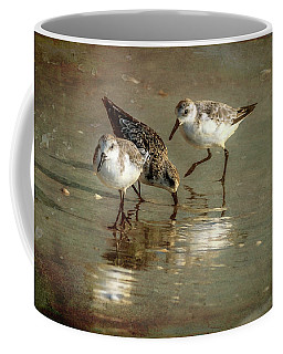Three Together Coffee Mug