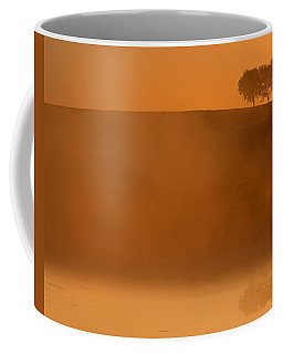 Three Trees  Coffee Mug by Don Spenner