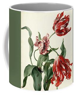 Three Tulips Coffee Mug