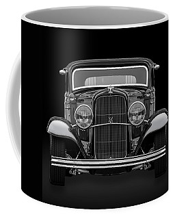 Three Window Coupe Coffee Mug
