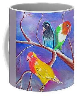 Threesome Coffee Mug