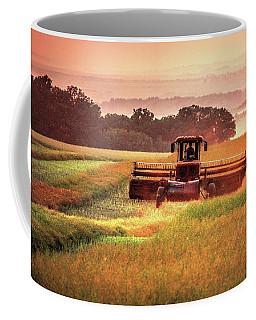 Swathing On The Hill Coffee Mug