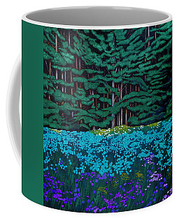 Threshold Of The Woods Coffee Mug
