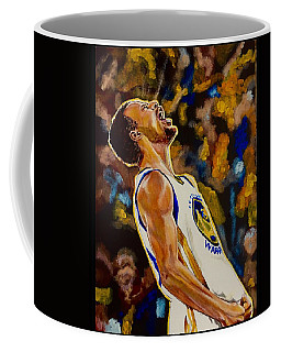Thrill Of Victory Coffee Mug