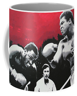 Thrilla In Manila Coffee Mug