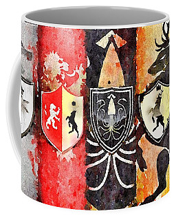 Thrones Coffee Mug