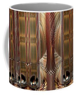 Through A Gilded Veil Coffee Mug
