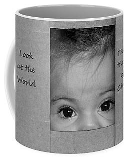 Through The Eyes Of A Child Coffee Mug