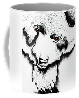 Through The Eyes Of The Bear Coffee Mug