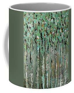 Through The Forest Coffee Mug by Kirsten Reed