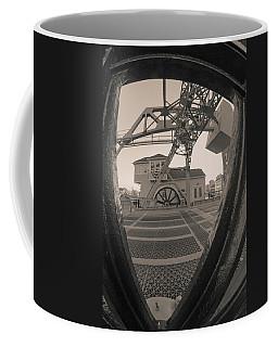 Through The Gear In Mystic Ct Coffee Mug