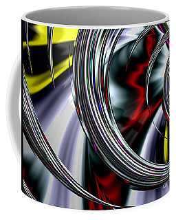 Through The Glass Coffee Mug