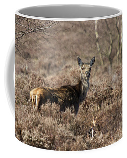Through The Heat Haze Coffee Mug