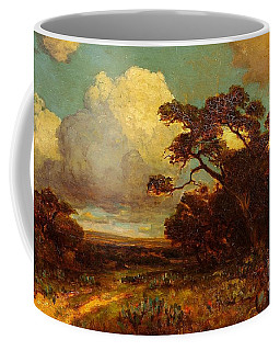 Through The Hills In Southwest Texas 1911 Without Border Coffee Mug