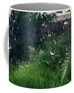 Coffee Mug featuring the photograph Through The Looking Glass by Persephone Artworks